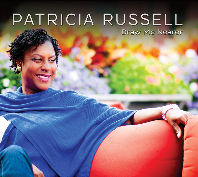 Draw Me Nearer - Patricia Russell CD Front Cover